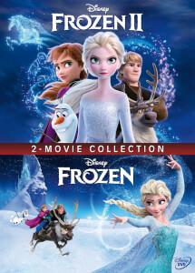 Frozen & Frozen 2 Doublepack