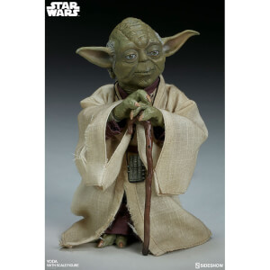 Sideshow Collectibles Star Wars The Empire Strikes Back Yoda 1:6 Scale Figure