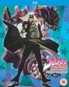JoJo's Bizarre Adventure Set Two: Stardust Crusaders Part One