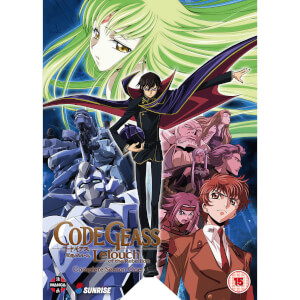 Code Geass: Lelouch of the Rebellion: Complete Season One