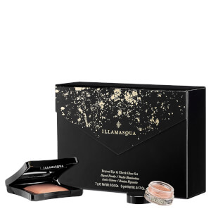 Illamasqua Beyond Eye and Cheek Glow Set - Dare