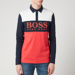 BOSS Hugo Boss Men's Plisy 1 Polo Shirt - Bright Red