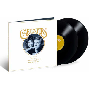 The Carpenters With The Royal Philharmonic Orchestra 2xLP