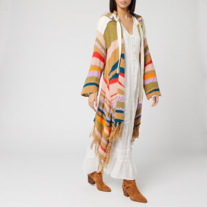 Free People Women's Beach Cardigan Combo - Neutral Combo