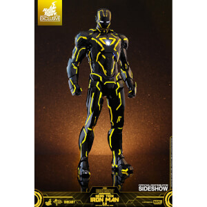 Hot Toys Marvel Neon Tech Iron Man 2.0 Action Figure