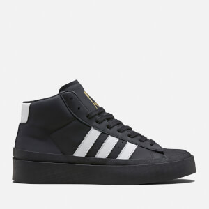 adidas X 424 Men's Pro Model Trainers - Black/White
