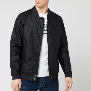 Barbour International Men's Glendale Wax Jacket - Black