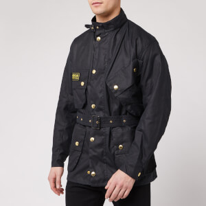Barbour International Men's Original Jacket - Navy