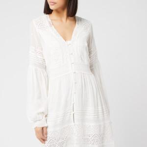 Free People Women's Lisa Midi Dress - Ivory