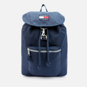 Tommy Jeans Men's Heritage Backpack - Black Iris