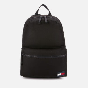 Tommy Hilfiger Men's Core Backpack - Black