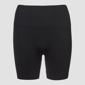 Shape Seamless Ultra Cycling Shorts - Musta