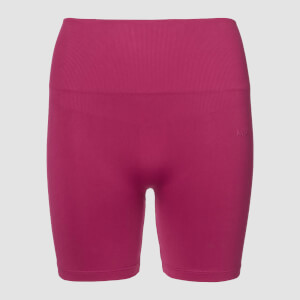 Shape Seamless Ultra Cycling Shorts - Crushed Berry