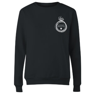 GLOSSYBOX Women's Christmas Jumper - GLOSSY Holiyay - Black
