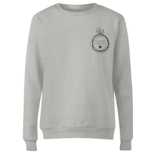 GLOSSYBOX Women's Christmas Jumper - GLOSSY Holiyay - Grey