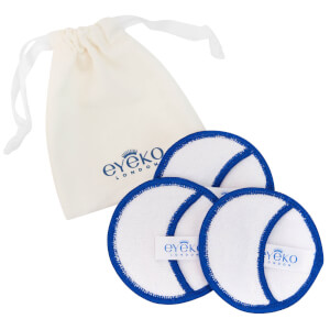 Eyeko Reusable Bamboo Cotton Pads