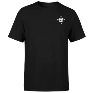 Sea of Thieves Reapers Mark Compass T-Shirt - Black