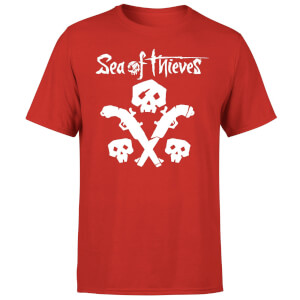 Sea of Thieves Pistols T-Shirt - Black