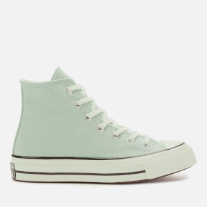 Converse Chuck 70 Hi-Top Trainers - Green Oxide/Egret/Black
