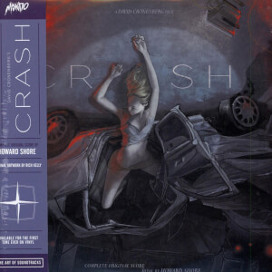 Mondo Crash Soundtrack LP