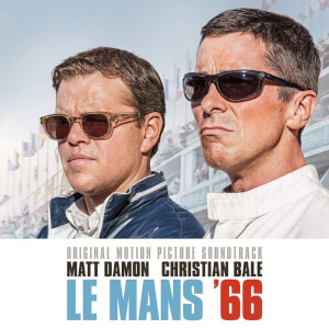 Le Mans '66 (Original Motion Picture Soundtrack) LP