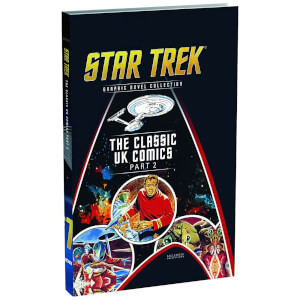 Star Trek Graphic Novel Collection Eaglemoss Vol. 27 TNG: Beginnings