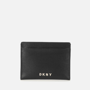 DKNY Women's Bryant Card Holder - Black