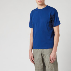 KENZO Men's Technical Mesh T-Shirt - Navy Blue