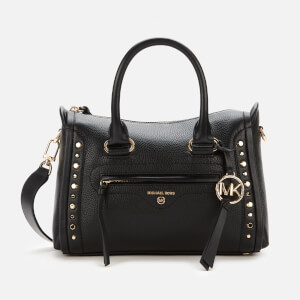 MICHAEL MICHAEL KORS Women's Carine Small Satchel - Black
