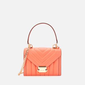 MICHAEL MICHAEL KORS Women's Whitney Small Shoulder Bag - Pink Grapefruit