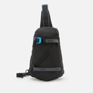 BOSS Hugo Boss Men's Krone Monostrap Bag - Black