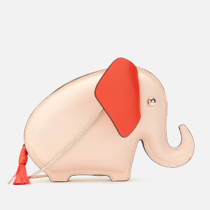 Kate Spade New York Women's Tiny Elephant Cross Body Bag - Tamarillo