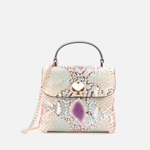 Kate Spade New York Women's Romy Mini Top Handle Bag - Purple Multi