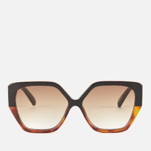 Le Specs Women's So Fetch Sunglasses - Tortbrown