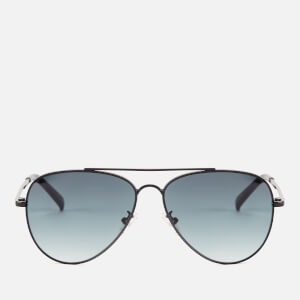 Le Specs Women's Fly High Sunglasses - Blacksmoke