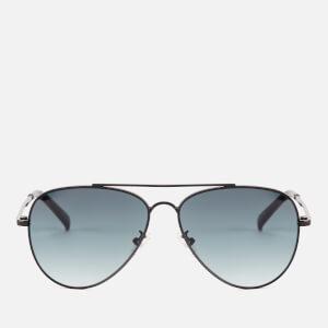 Le Specs Women's Fly High Sunglasses - Blacksmoke