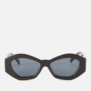 Le Specs Women's The Ginchiest Sunglasses - Black