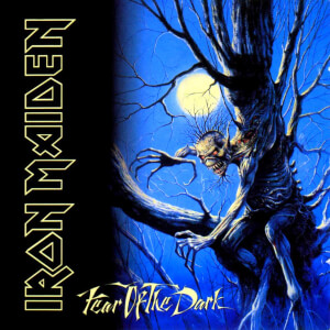 Iron Maiden - Fear of the Dark LP