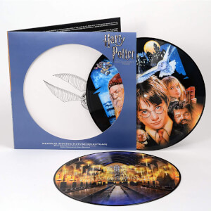 John Williams - Harry Potter And The Philosopher's Stone Picture Disc LP