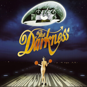 The Darkness - Permission To Land LP