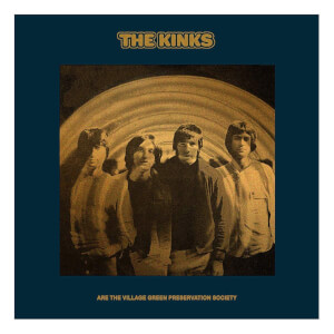 The Kinks Are the Village Green Preservation Society LP Box Set