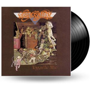 Aerosmith - Toys In The Attic LP