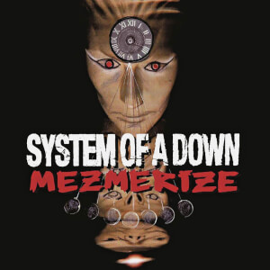 System Of A Down - Mezmerize LP