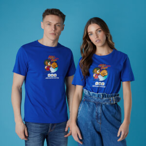 Sega Alex Kidd Unisex T-Shirt - Royal Blue