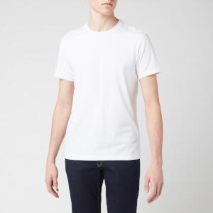 Emporio Armani Men's Shiny Logo Band T-Shirt - White