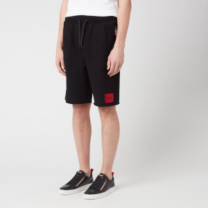 HUGO Men's Dactus Shorts - Black