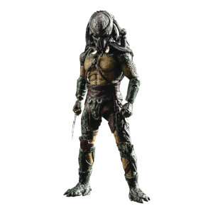 HIYA Toys Diamond Select Predators Tracker Predator PX 1/18 Scale Figure