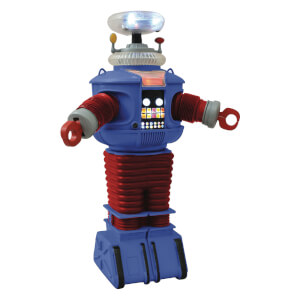 Diamond Select Lost In Space B9 Retro Electronic Robot