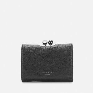 Ted Baker Women's Suri Twist Crystal Mini Bobble Purse - Black