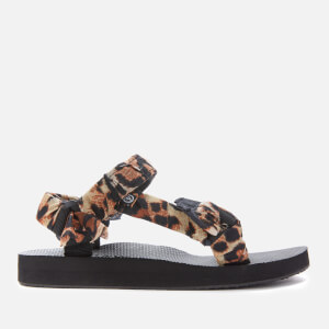 Arizona Love Women's Trekky Fun Sandals - Leopard